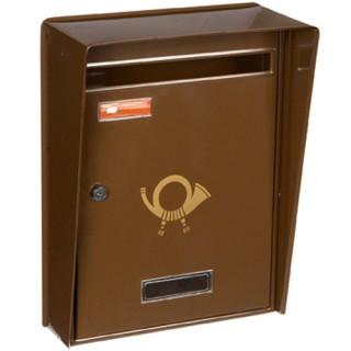 Γραμματοκιβώτιο Καφέ Όσλο 2001