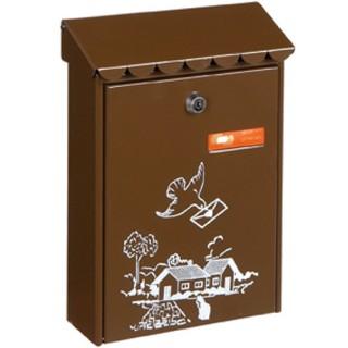 Γραμματοκιβώτιο Καφέ Ντεκόρ 310