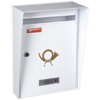 Γραμματοκιβώτιο Λευκό Όσλο 2001