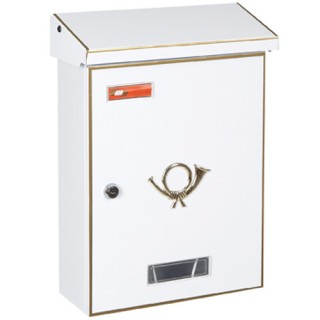 Γραμματοκιβώτιο Λευκό Βερολίνο 3001