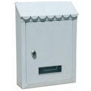 Γραμματοκιβώτιο λευκό