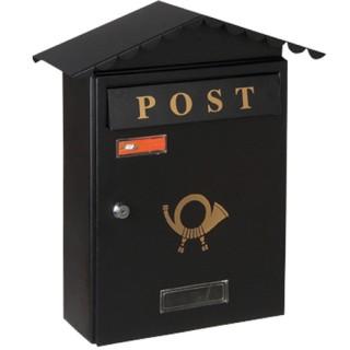 Γραμματοκιβώτιο Μαύρο Κολωνία 3002