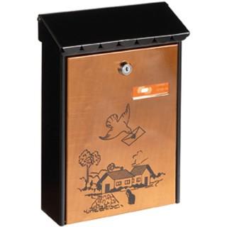 Γραμματοκιβώτιο Μαύρο Χάλκινο 311