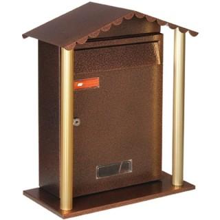 Γραμματοκιβώτιο Μπρονζέ Μονακό 7007