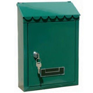 Γραμματοκιβώτιο πράσινο