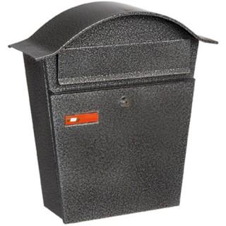 Γραμματοκιβώτιο Ασημί Σφυρήλατο Βιέννη 5001
