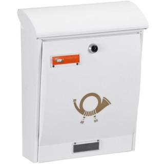 Γραμματοκιβώτιο Λευκό Λιμόζ 309