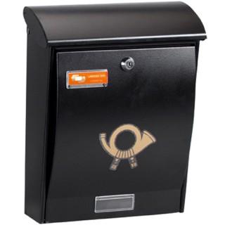 Γραμματοκιβώτιο Μαύρο Λιμόζ 309