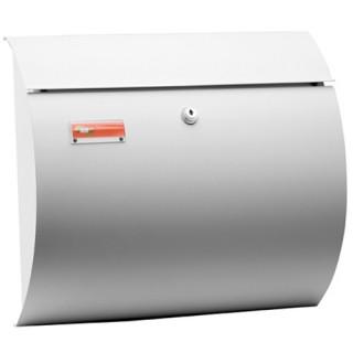 Γραμματοκιβώτιο Λευκό Βερόνα 3003