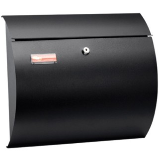 Γραμματοκιβώτιο Μαύρο Βερόνα 3003