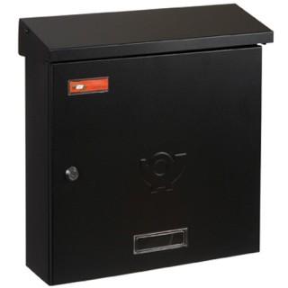 Γραμματοκιβώτιο Μαύρο Λονδίνο 9001