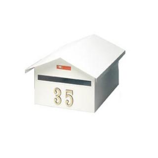 Γραμματοκιβώτιο Λευκό Κοπεγχάγη 170