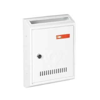 Γραμματοκιβώτιο Πολυκατοικίας 204 Λευκό Λυών