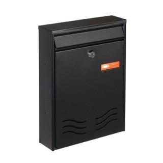Γραμματοκιβώτιο Πολυκατοικίας 207 ΧΑΓΗ σε Μαύρο