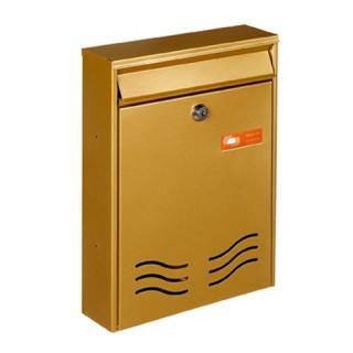 Γραμματοκιβώτιο Πολυκατοικίας 207 ΧΑΓΗ σε Χρυσό