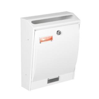 Γραμματοκιβώτιο Λευκό Βόννη 308