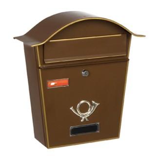 Γραμματοκιβώτιο Καφέ Βιέννη 5001