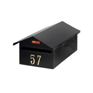 Γραμματοκιβώτιο Μαύρο Κοπεγχάγη 170