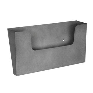 Κουτί Εντύπων Ανθρακί Μοντέλο 403