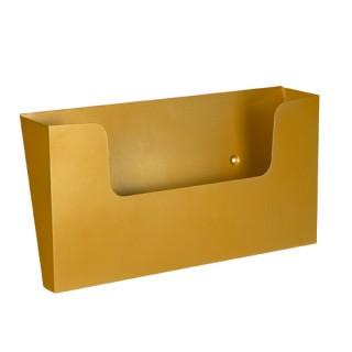 Κουτί Εντύπων Χρυσό Μοντέλο 403