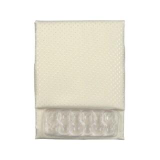 Υφασμάτινες κουρτίνες μπάνιου Ιmport hellas Μπέζ