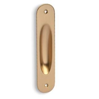 Χούφτα συρόμενης πόρτας Conset  C135 σε Ματ Όρο
