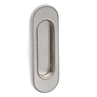 Χούφτα συρόμενης πόρτας Conset C165 σε Ματ Νίκελ