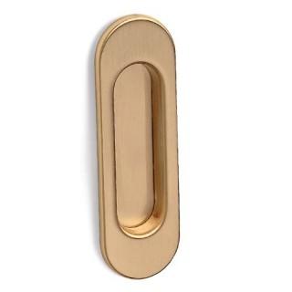 Χούφτα συρόμενης πόρτας Conset C165 σε Ματ Όρο