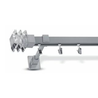 Σιδηρόδρομος τετράγωνος T20 DOMUS παρνασσος crystal 160cm