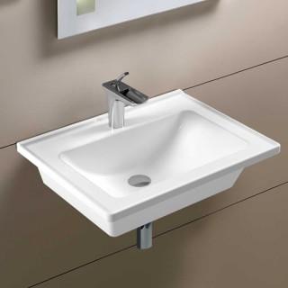 Νιπτήρας μπάνιου Serel Slim 3001