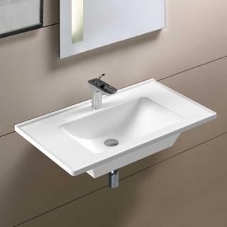 Νιπτήρας μπάνιου Serel Slim 3035