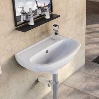 Νιπτήρας μπάνιου Serel Friendly 1301 κρεμαστός
