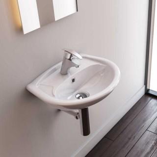 Νιπτήρας μπάνιου Serel 2741