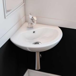 Νιπτήρας μπάνιου Serel Friendly 6736 κρεμαστός