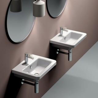Νιπτήρας μπάνιου GSI Mcity83