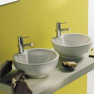 Νιπτήρας μπάνιου Scarabeo LUNA 8003