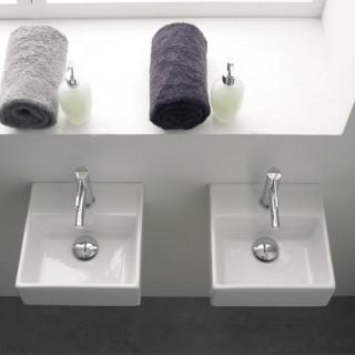 Νιπτήρας μπάνιου Scarabeo TEOREMA 30/R 8036R