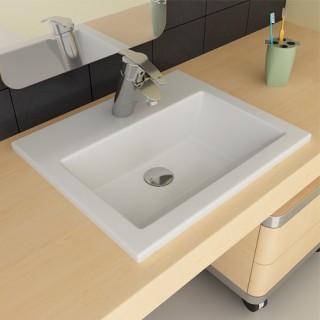Νιπτήρας μπάνιου Serel 3042